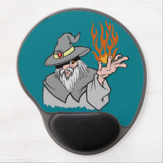 Willpower Wizard Gel Mouse Pad
