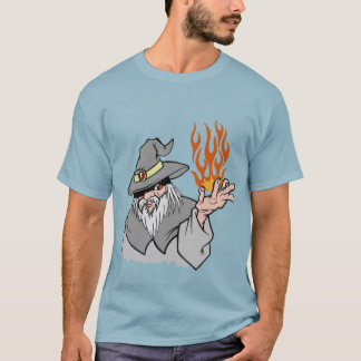 Willpower Wizard - Male shirt