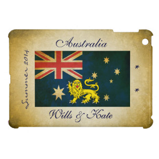 Wills and Kate Australia 2014 iPad Mini Case