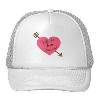 Wills and Kate Forever! Products Trucker Hats