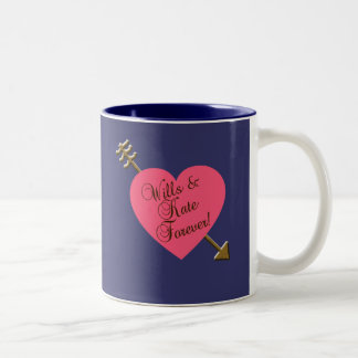 Wills and Kate Forever! Products Two-Tone Coffee Mug