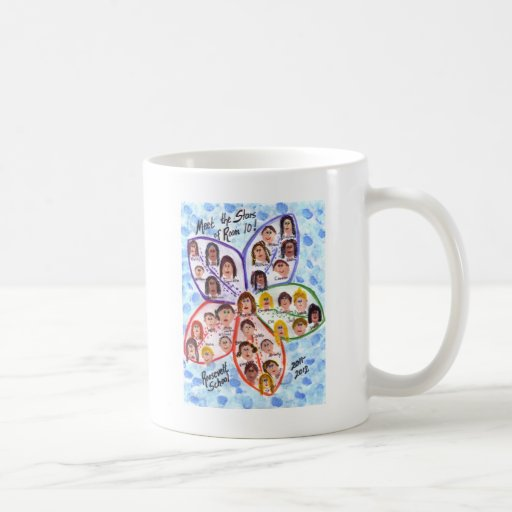 Wills Class Art Classic White Coffee Mug