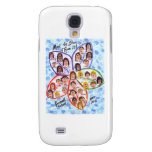 Wills Class Art Samsung Galaxy S4 Cover