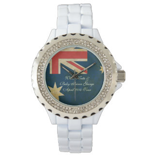 Wills Kate Baby George 2014 Australia Tour Watch