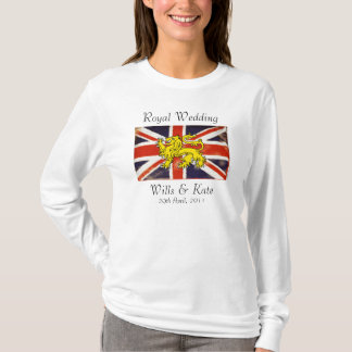 Wills & Kate Royal Wedding T-Shirt
