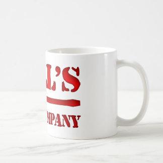 Will's Tool Company Coffee Mug