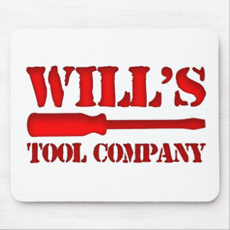 Will's Tool Company Mouse Pad