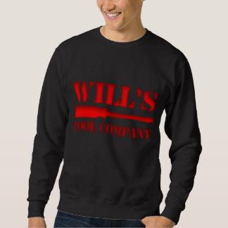 Will's Tool Company Pullover Sweatshirt