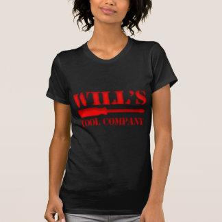 Will's Tool Company Shirt