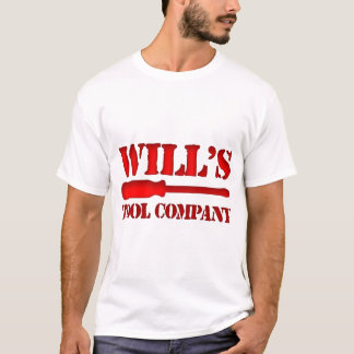 Will's Tool Company T-Shirt