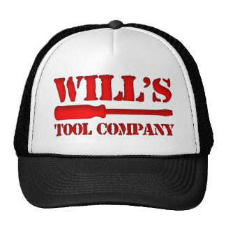 Will's Tool Company Trucker Hat