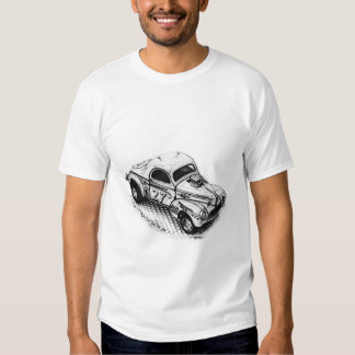 Willy 27 Hot Rod T-Shirt