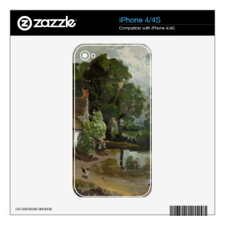 Willy Lott's House, near Flatford Mill, c.1811 (oi Decals For iPhone 4