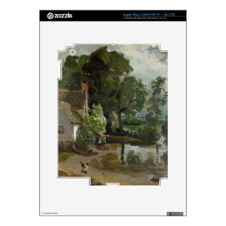 Willy Lott's House, near Flatford Mill, c.1811 (oi iPad 3 Decals