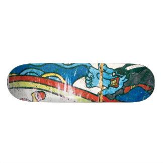 Willy Santos · Hearts Club · Birdhouse · 1993 Skateboard Deck