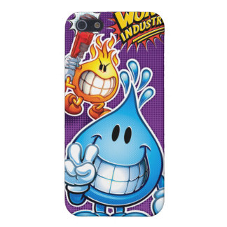 Willy Wacking iPhone 5 Protectores