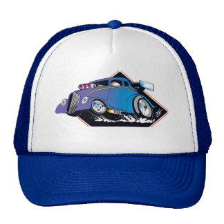 Willys azul gorro de camionero