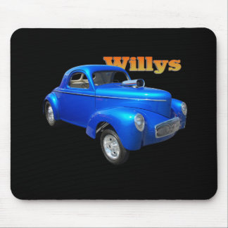 Willys Mouse Pad