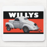 Willys Mousepad