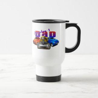willys number 1 dad travel mug