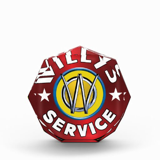 Willys Overland Jeep Award