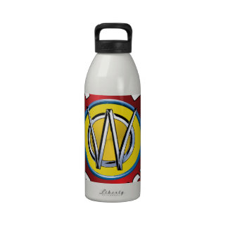 Willys Overland Jeep Reusable Water Bottle