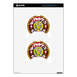 Willys Overland Jeep Xbox 360 Controller Decal