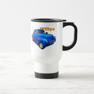 Willys Travel Mug