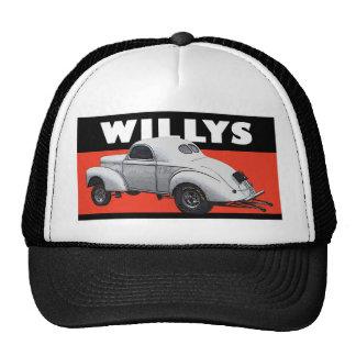 Willys Trucker Hat