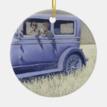 Willys Whippet Ornaments