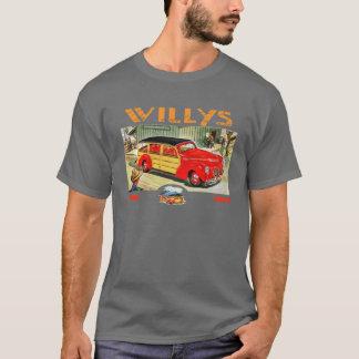 Willys woody wagon T-Shirt