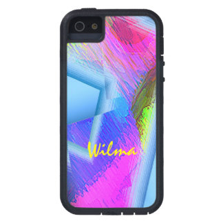 Wilma Colored Tough Xtreme iPhone 5 cover
