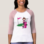 Wilma Golfing Camisetas