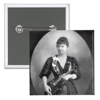 Wilma Norma Neruda, Lady Halle Pinback Button