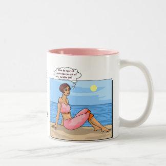 Wilma Wonders 2 Coffee Mugs