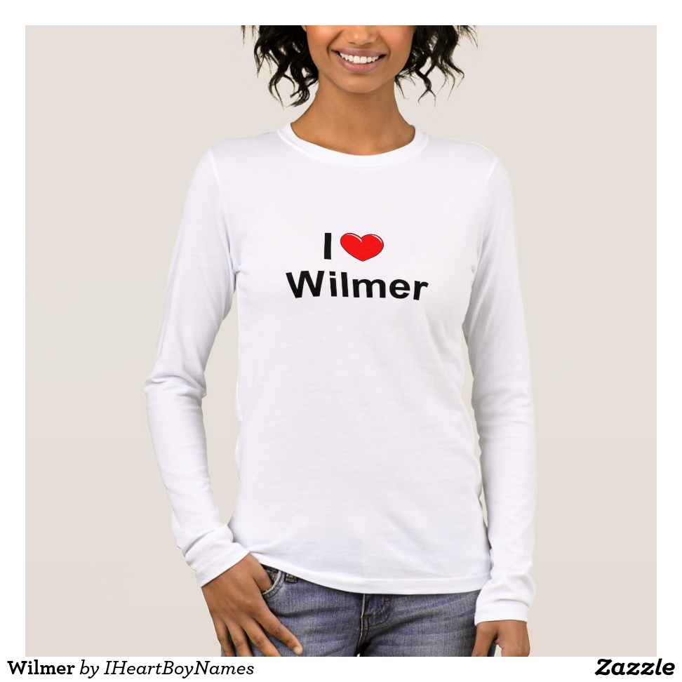 Wilmer Long Sleeve T-Shirt - Best Selling Long-Sleeve Street Fashion Shirt Designs