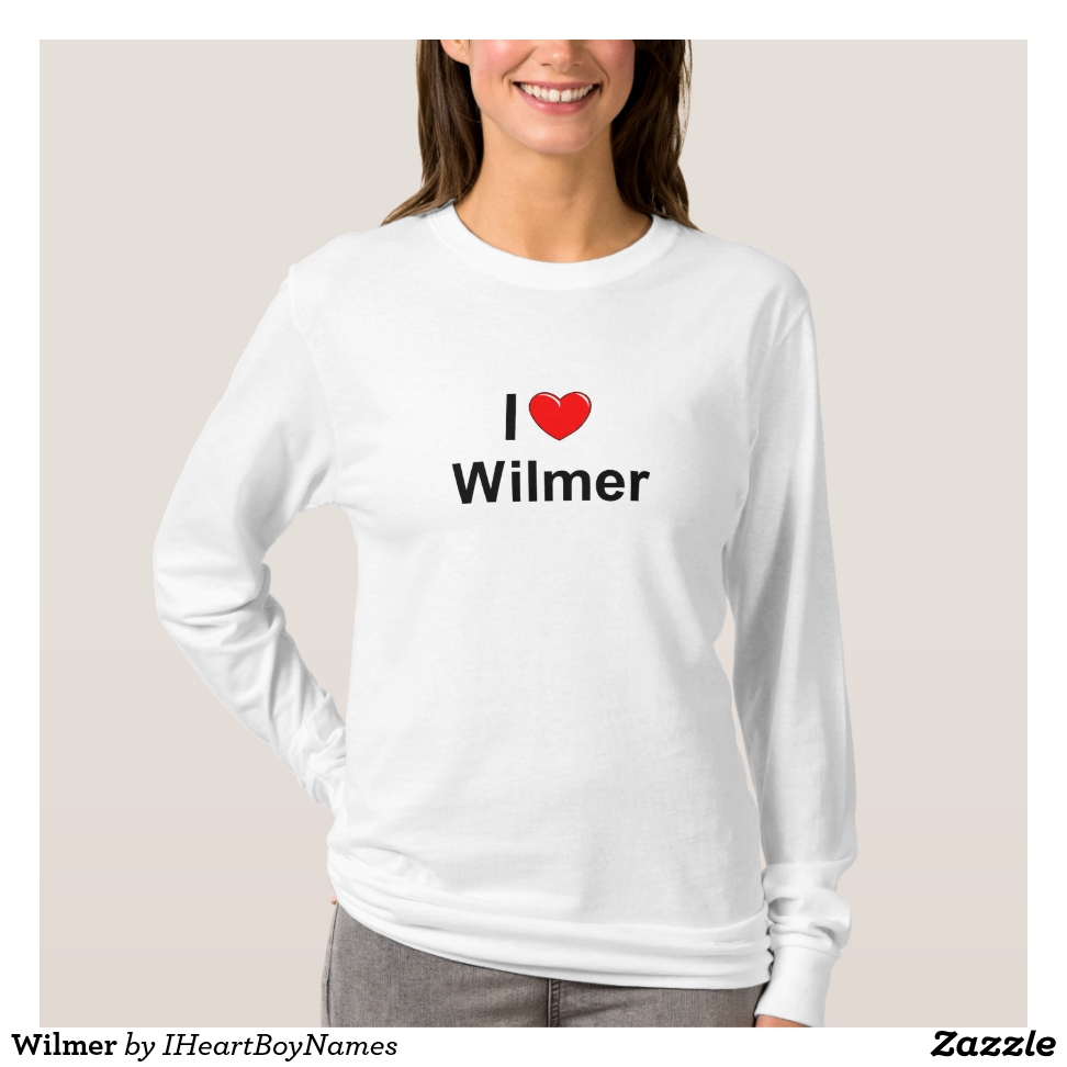 Wilmer T-Shirt - Best Selling Long-Sleeve Street Fashion Shirt Designs