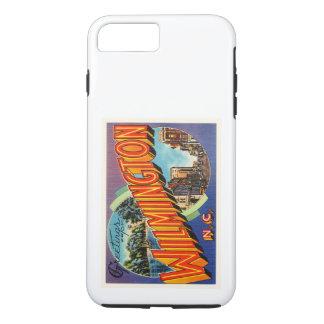 Wilmington #2 North Carolina NC Vintage Postcard- iPhone 7 Plus Case