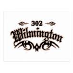 Wilmington 302 postcard