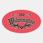Wilmington 302 sticker