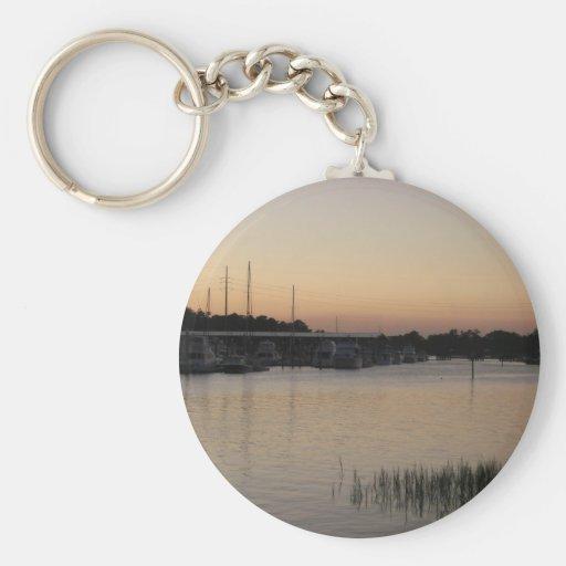 Wilmington Bradley Creek Series Key Chain