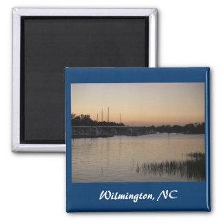 Wilmington Bradley Creek Series Magnet