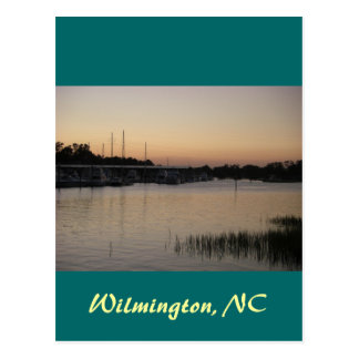 Wilmington Bradley Creek Series Postcard