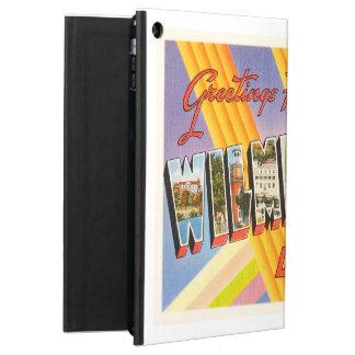 Wilmington Delaware DE Old Vintage Travel Postcard Case For iPad Air