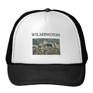 WILMINGTON delaware Trucker Hat
