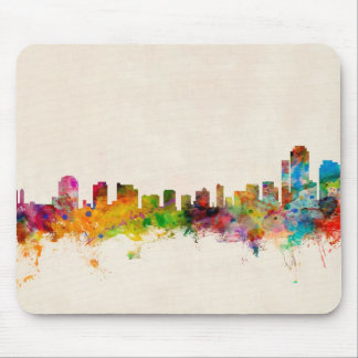 Wilmington Delaware Skyline Mouse Pad