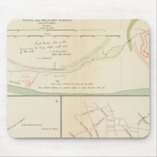 Wilmington, Ft Caswell, Smith's Island, Augusta Mouse Pad
