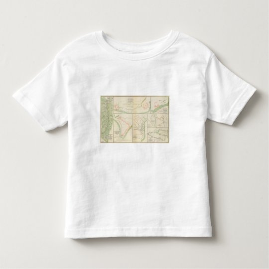 Wilmington, Ft Caswell, Smith's Island, Augusta Toddler T-shirt