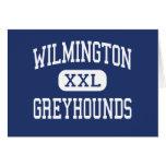 Wilmington - Greyhounds - Area - New Wilmington Greeting Card