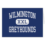 Wilmington Greyhounds Area New Wilmington Greeting Cards
